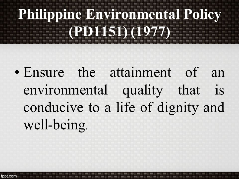 Importance of Environmental Impact Assessment It measures resource allocation and utilization in terms of costs associated with environmental conservation.