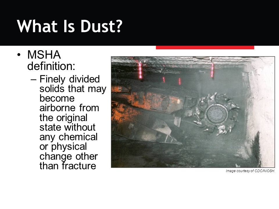 What Is Dust.