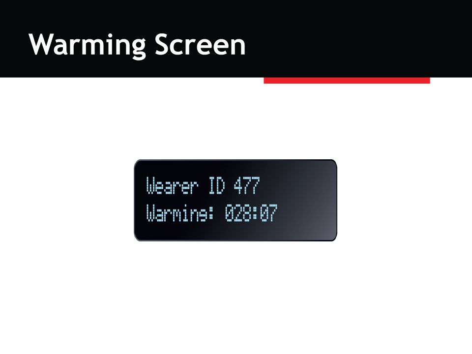 Warming Screen