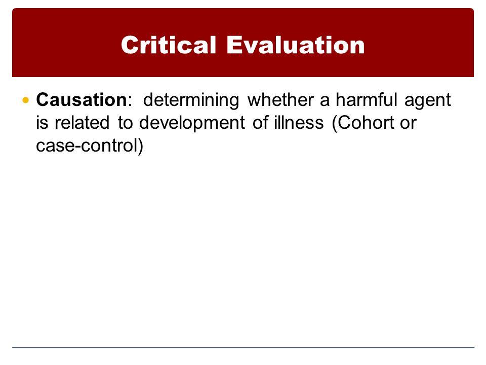 Analysis of Cohort Data Disease  Total Exposure  ab abab  cd cdcd Total acacbdbd Relative Risk: risk of disease in exposed.