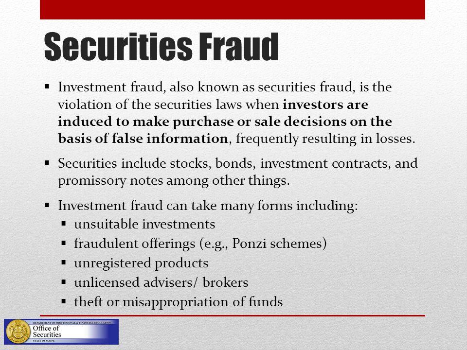 Pyramid or Ponzi Scheme.