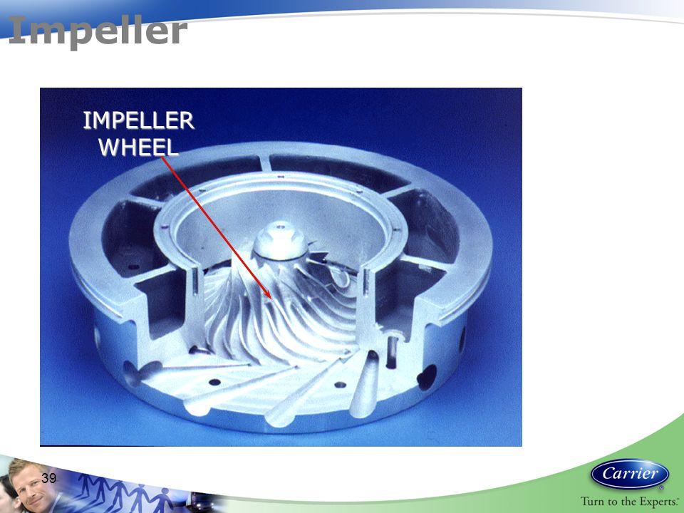 39 IMPELLER WHEEL Impeller
