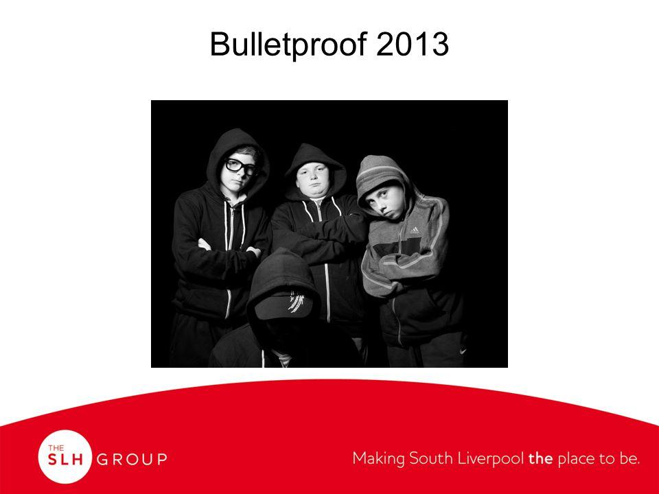 Bulletproof 2013