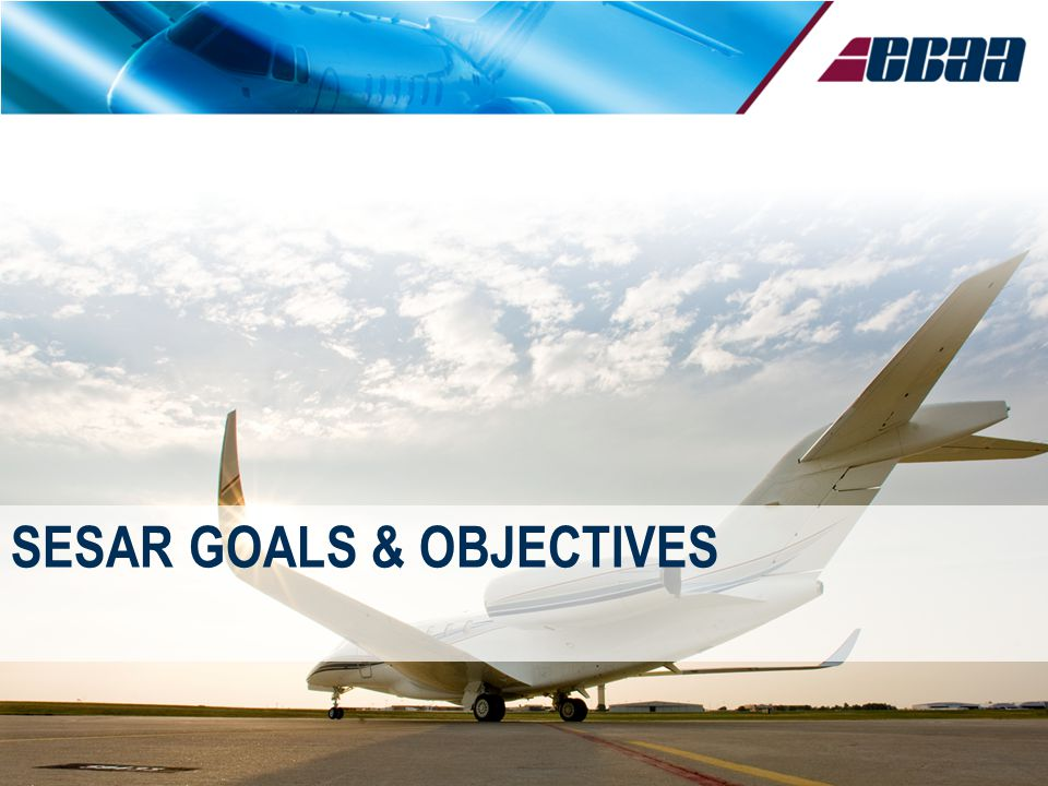 SESAR GOALS & OBJECTIVES