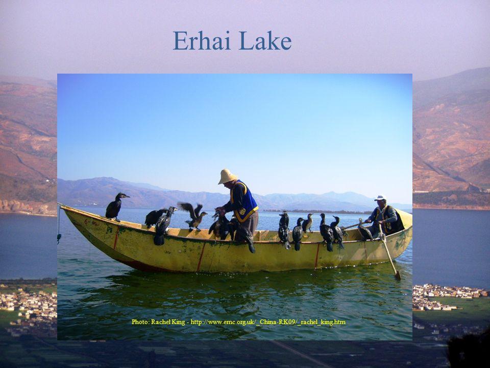 Erhai Lake Photo: Rachel King - http://www.emc.org.uk/_China-RK09/_rachel_king.htm