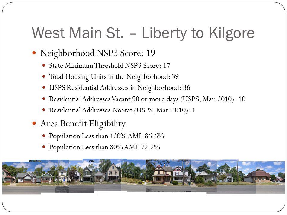 Neighborhood NSP3 Score: 19 State Minimum Threshold NSP3 Score: 17 Total Housing Units in the Neighborhood: 39 USPS Residential Addresses in Neighborh