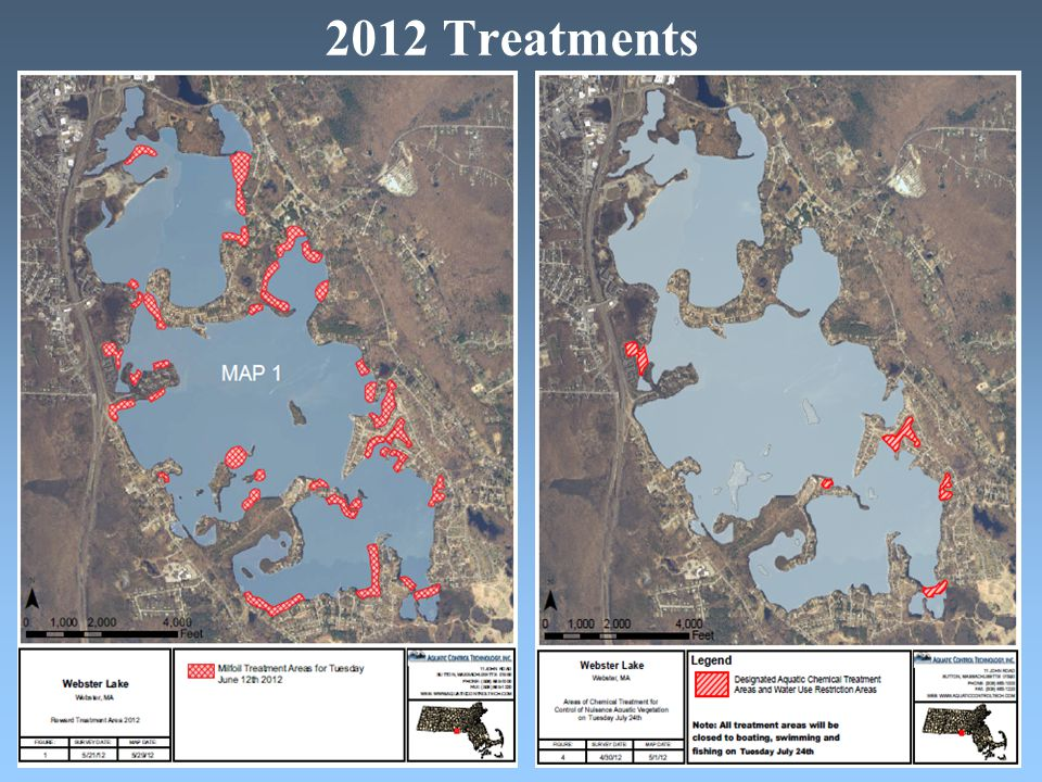 2012 Treatments