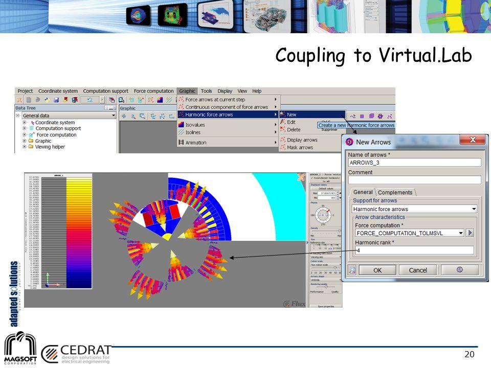 20 Coupling to Virtual.Lab