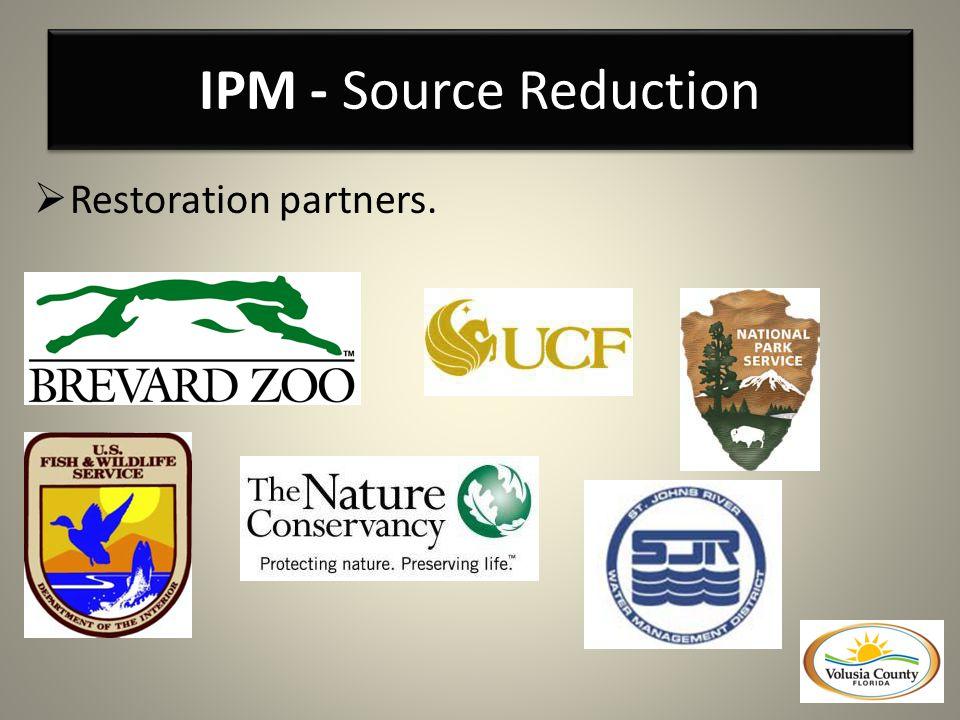  Restoration partners.
