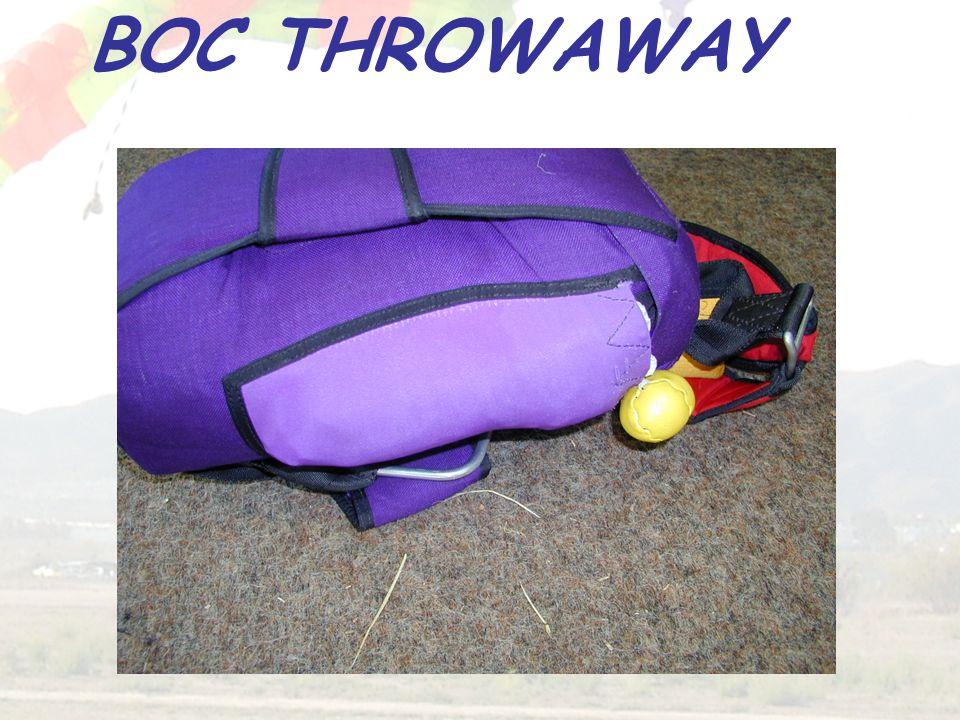 BOC THROWAWAY
