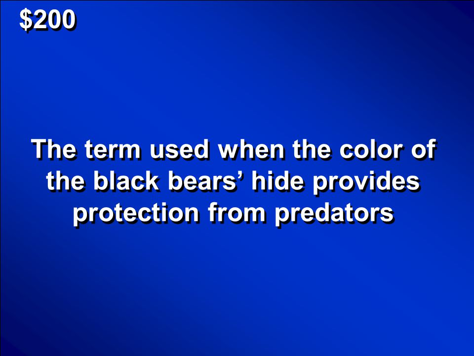 © Mark E. Damon - All Rights Reserved Physical Characteristics Capabilities of Black Bears Range and Territory Black Bear Offspring Science and Black