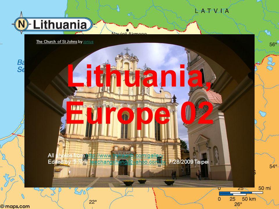 Vilnius by SantianoSantiano