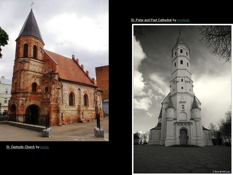 Vilnius by andkow1andkow1