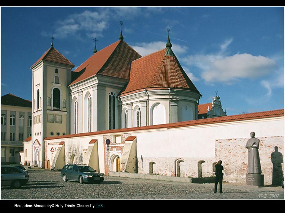 Bernadine Monastery& Holy Trinity Church by JVSJVS
