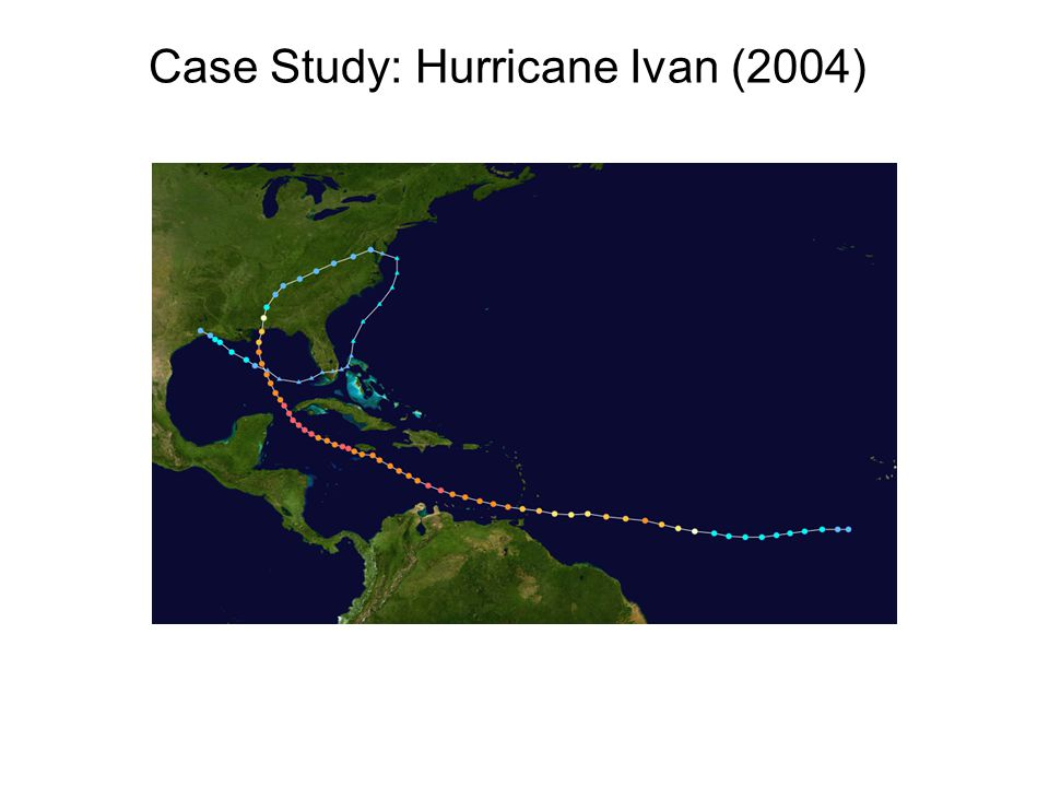 Case Study: Hurricane Ivan (2004)