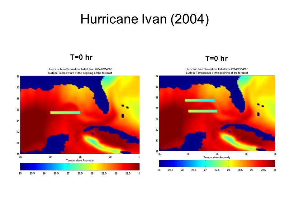 Hurricane Ivan (2004) T=0 hr