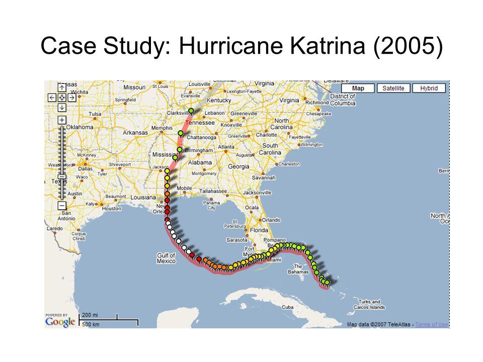 Case Study: Hurricane Katrina (2005)