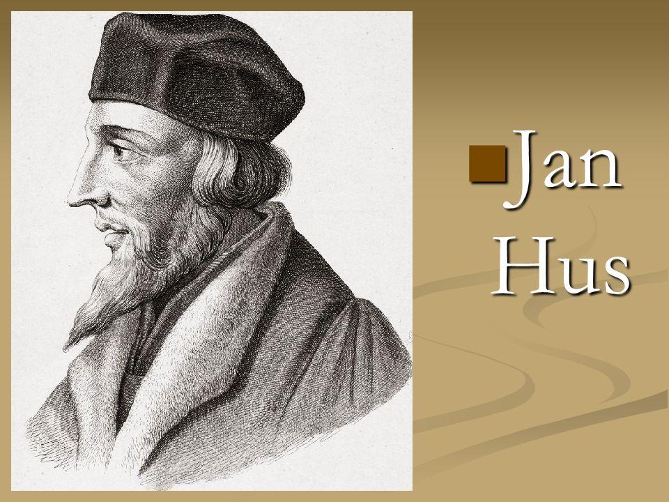 Jan Hus Jan Hus