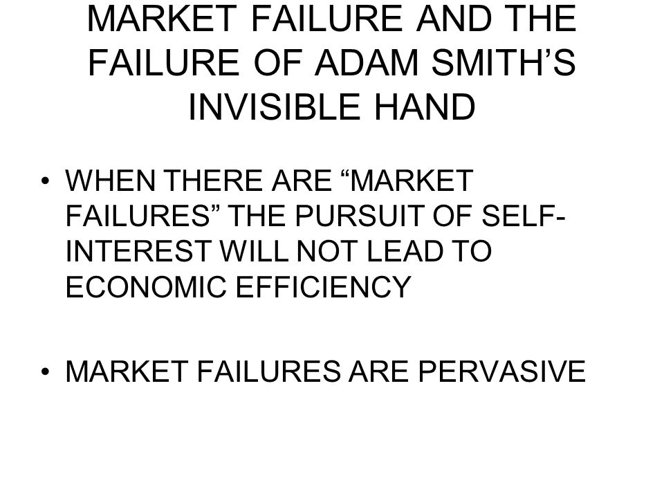 CAPITALISM/MARKET ECONOMY WORKS BECAUSE UNFETTERED CAPITALISM IS TEMPERED By –Awareness of market failures – Social contract ensures modicum of social justice