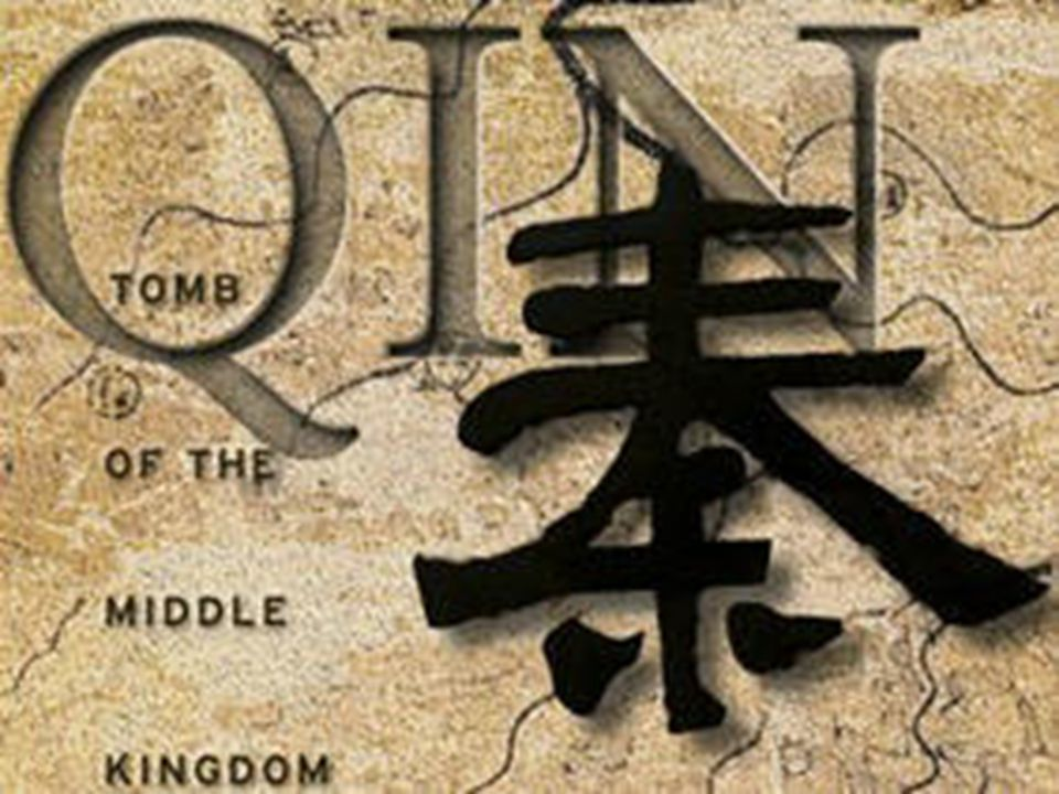 The Qin Dynasty The Big Idea The Qin dynasty unified China with a strong government and a system of standardization.