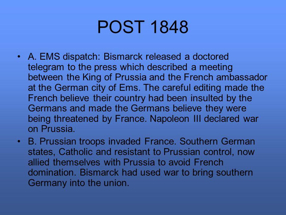 POST 1848 A.