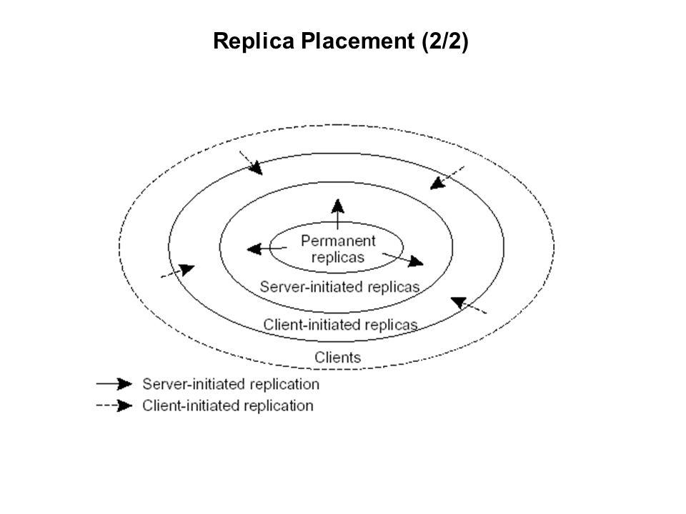 Replica Placement (2/2)