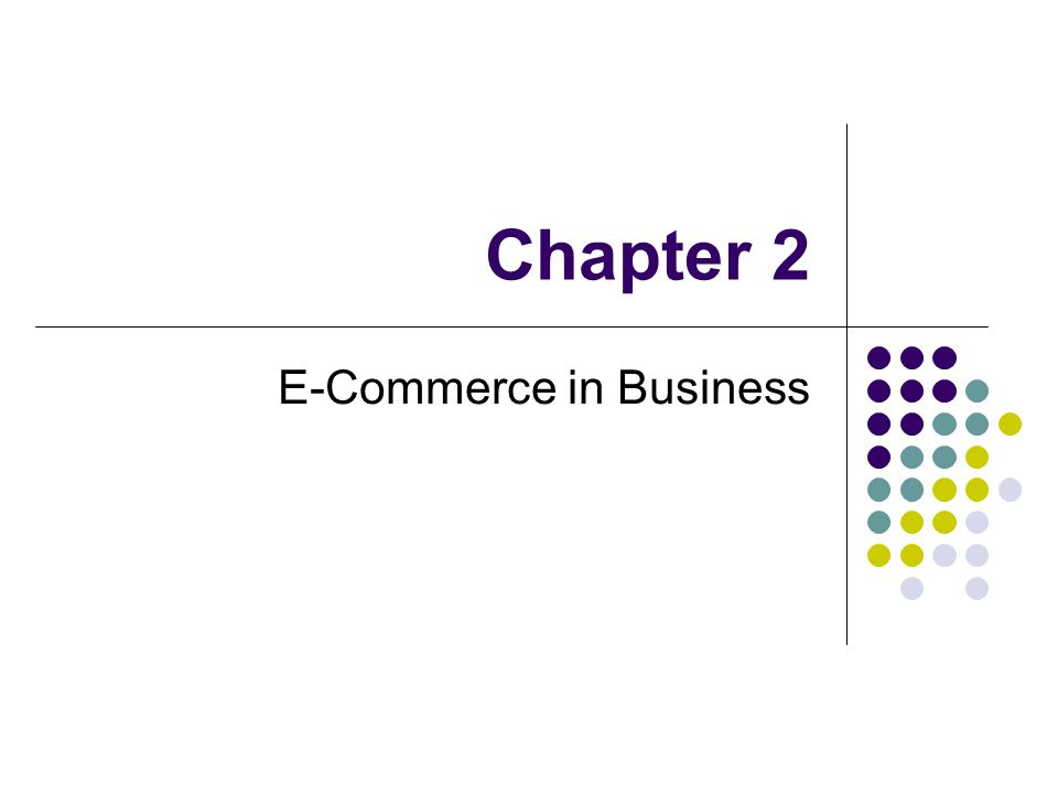 The E-Environment E-Commerce - Business conducted via electronic methods E-Business - Any process a business conducts over a computer network