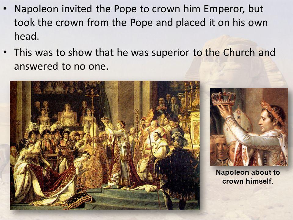 Congress of Vienna After Napoleon's defeat in the Battle of Waterloo, European leaders met at the Congress of Vienna.