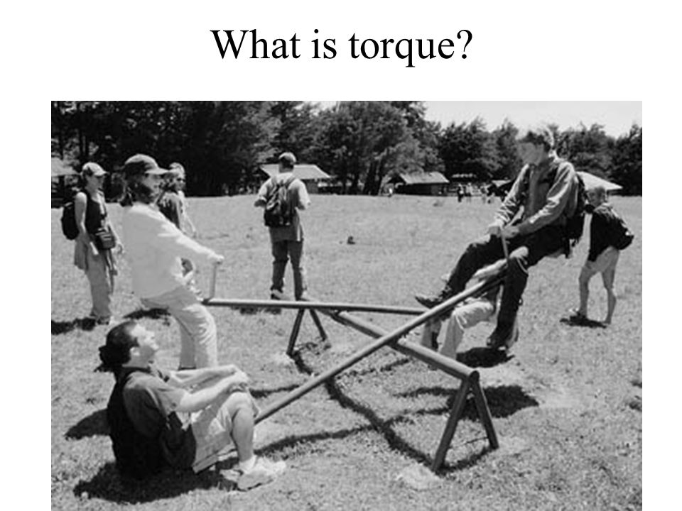 What is torque