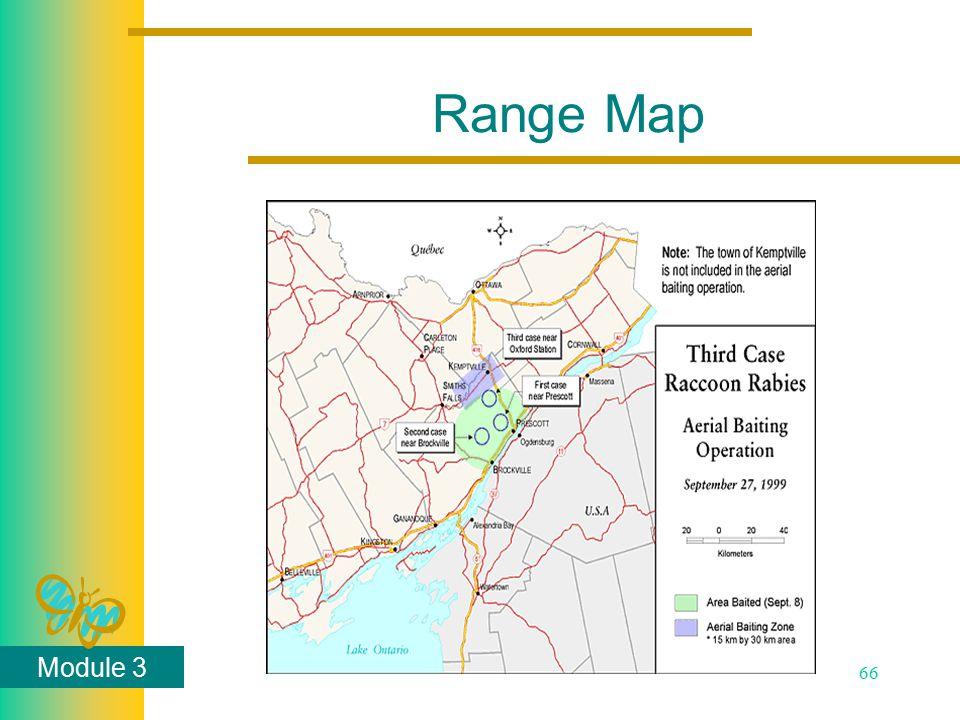 Module 3 66 Range Map