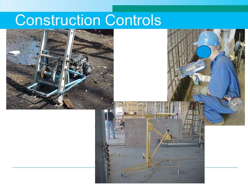 Construction Controls
