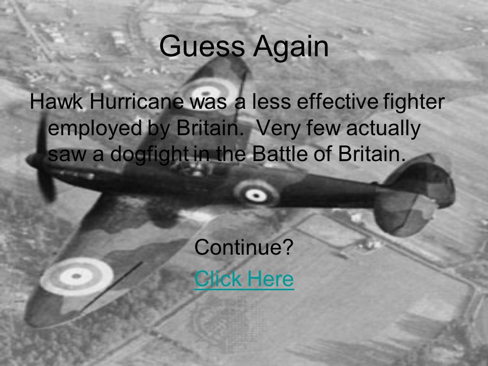 Question #5 What was the main reason for the Battle of Britain.