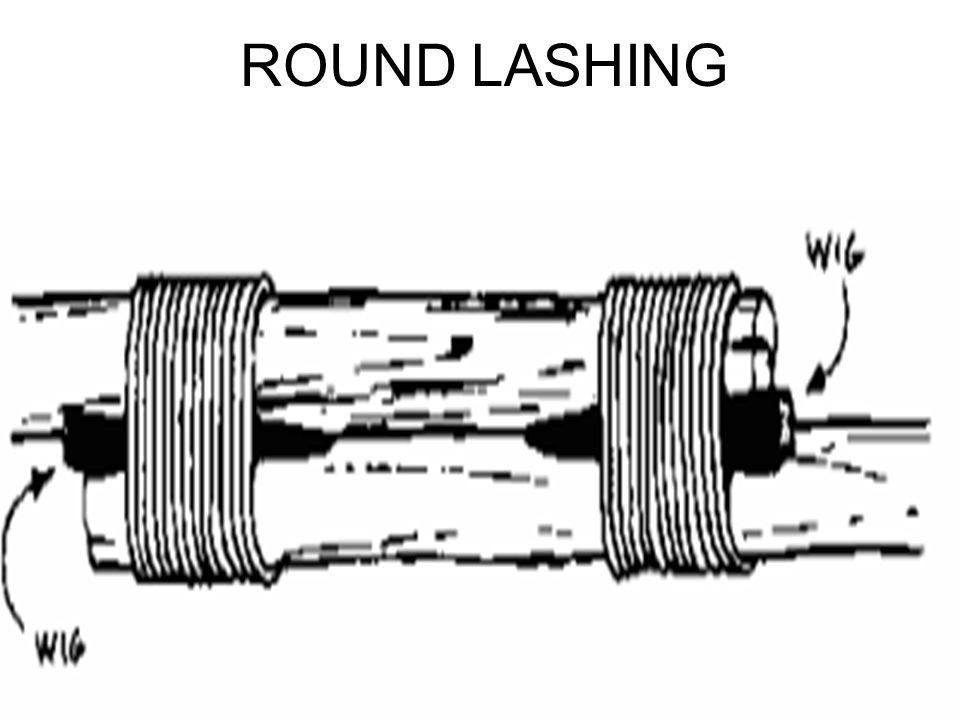 ROUND LASHING