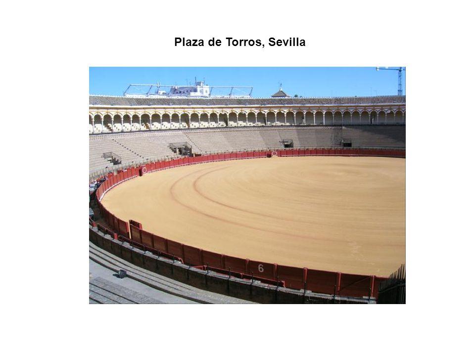 Plaza de Torros, Sevilla