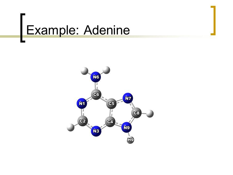 Example: Adenine