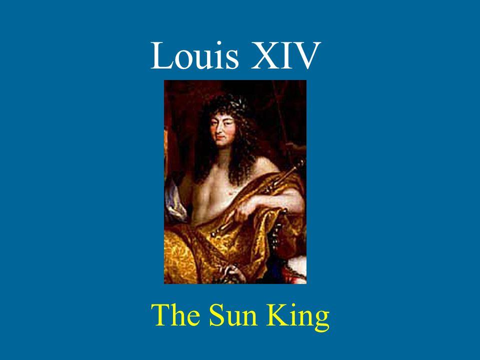 Louis XIV The Sun King