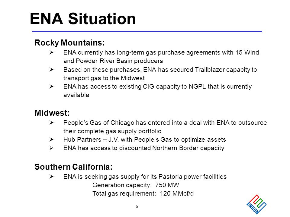 6 ENA Purchase Proposal  AEC volume commitments at Opal/Muddy Creek that ramp up with production increases  Portfolio of three pricing points