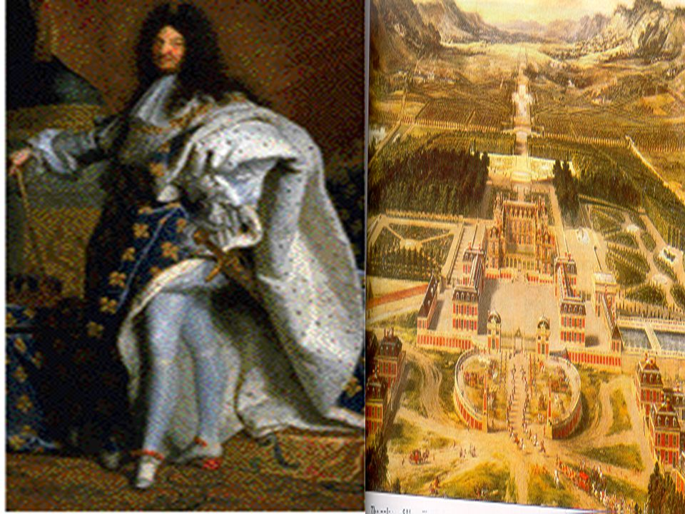 The Rise of the Sun King in France Louis XIV remembered the rebellion of the Fronde.