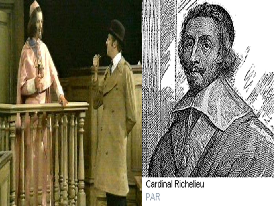 Cardinal Richelieu and France The Queen Mother Marie de Medicis governed France during Louis' regency.