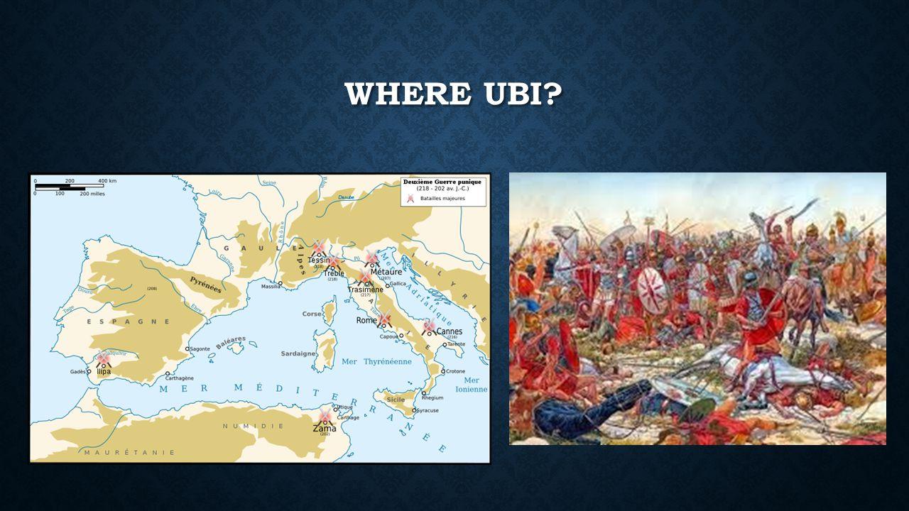 WHERE UBI?