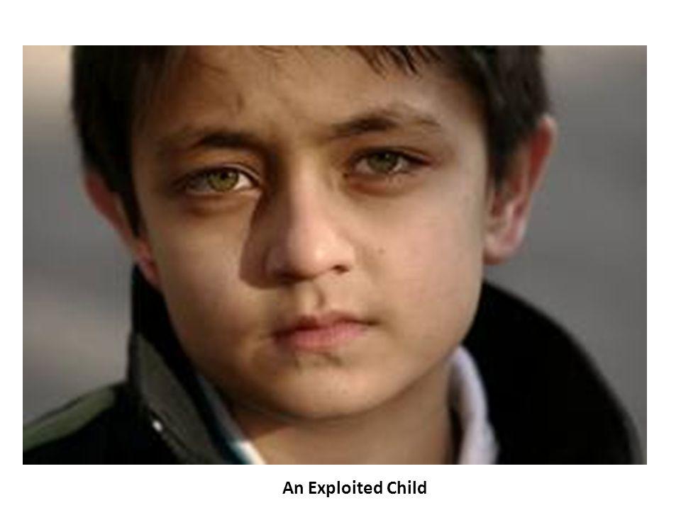 An Exploited Child