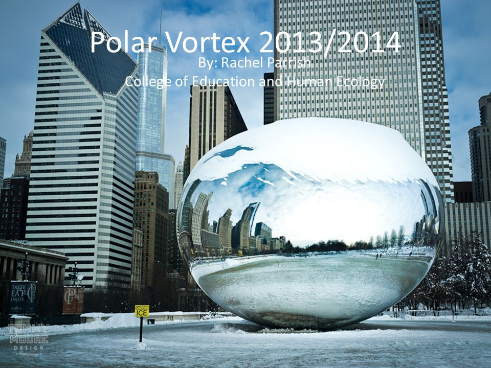 Polar Vortex 2013/2014 By: Rachel Parrish College of Education and Human Ecology