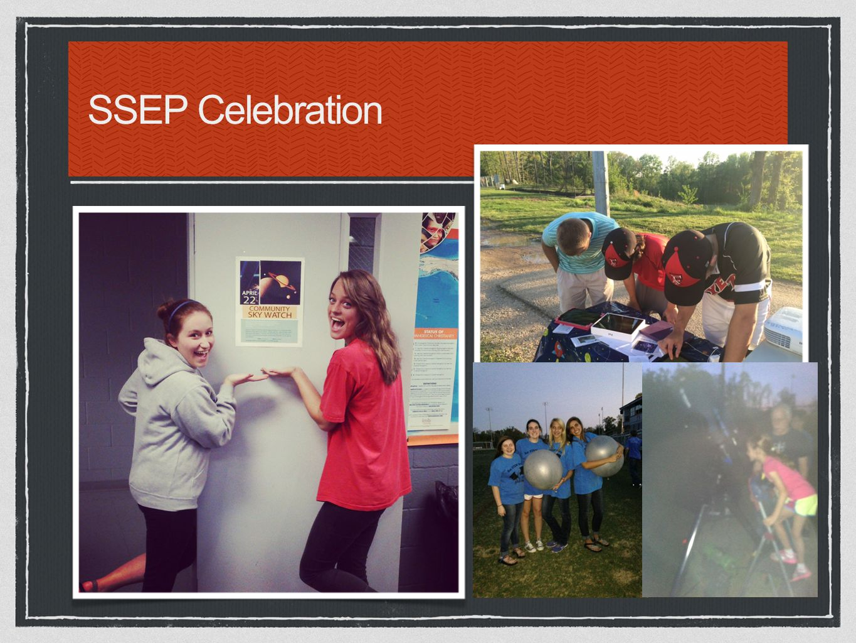 SSEP Celebration