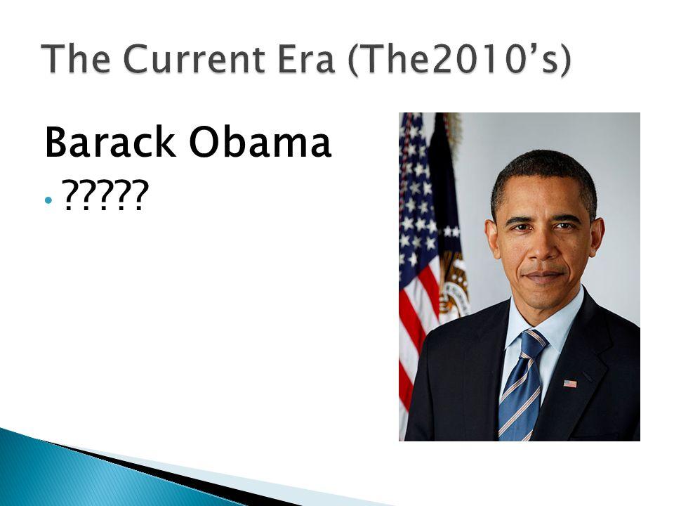 Barack Obama ?????
