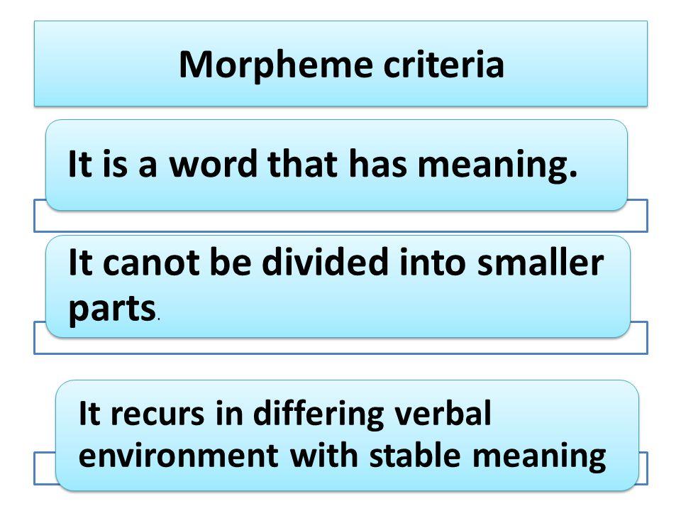 Examples of affixes prefixes: import-prefix-reconsider English prefixes are a small class of morphemes(75) Activity: Give 10 examples of prefixes.
