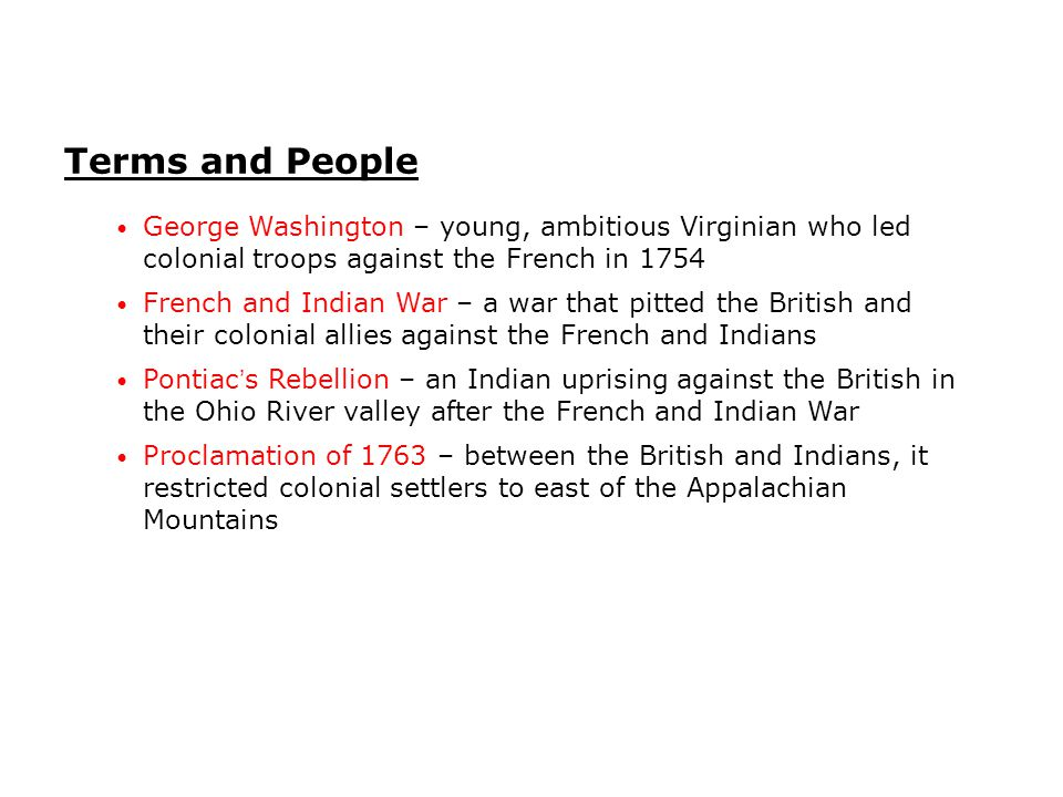 Soon groups of colonial militiamen helped the British fight the French by serving as scouts and soldiers.