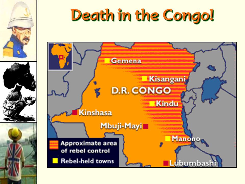 Today the Congo Is Experiencing Punishing War! Michael Kamber for The New York Times Michael Kamber for The New York Times About 5,000 people fleeing