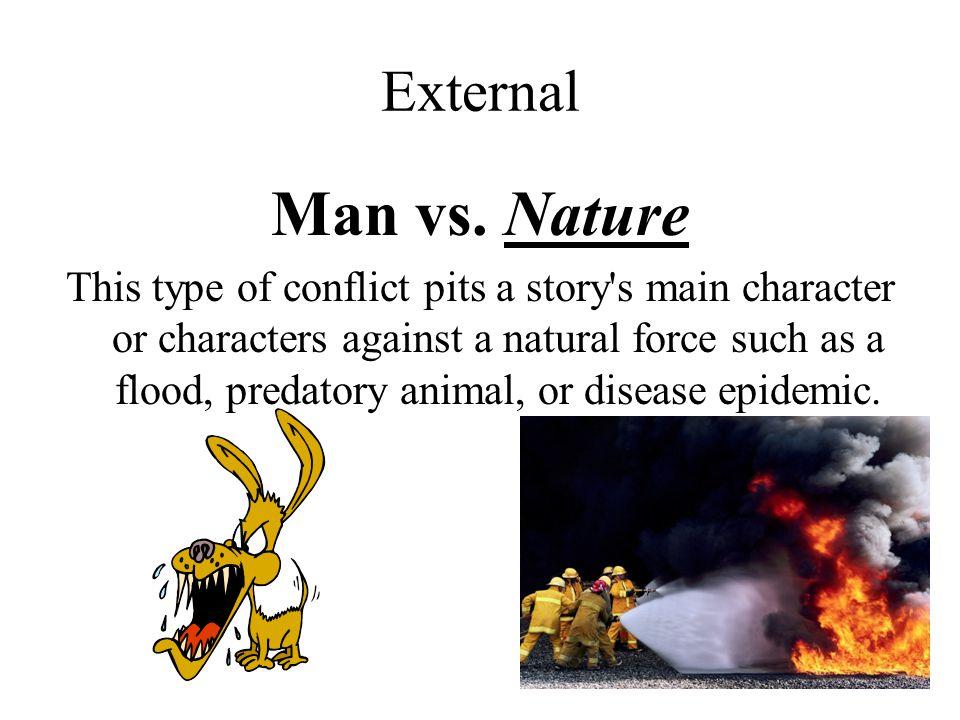 External Man vs.