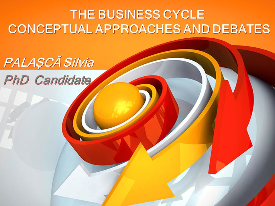 Purpose of the study emphasize business cycle theories nine hypotheses classical business cycle, vs.