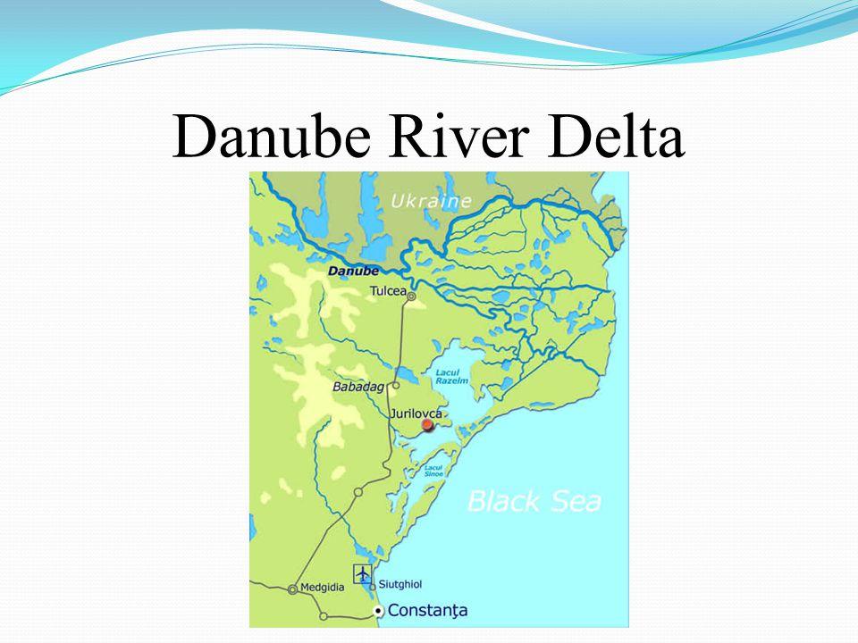 Danube River Delta